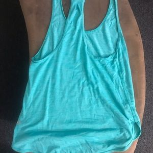 Lululemon essential tank  mint green